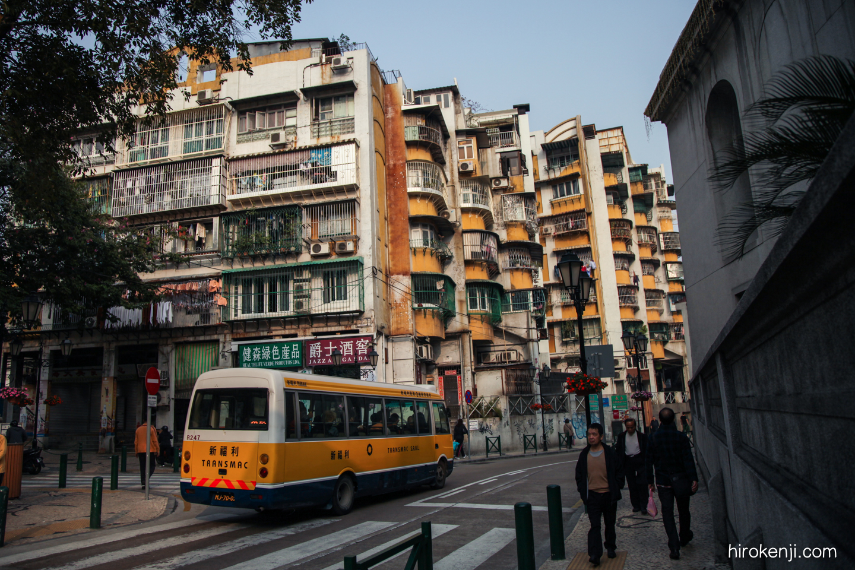 【旅行記】香港からマカオへ日帰り旅行。カジノ街のギラギラと渋い街並み