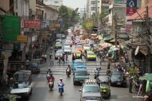 タイ・バンコクでミャンマービザを申請しひたすら時を待つ