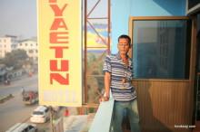 【ミャンマー・ヤンゴン】イギリスやインド文化の混じった街並みとその発展を見た