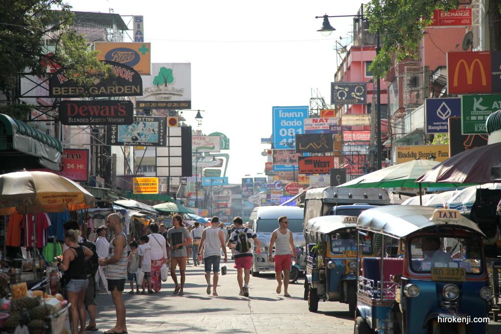 【まとめ】-タイ27日間・宿や食費や滞在費