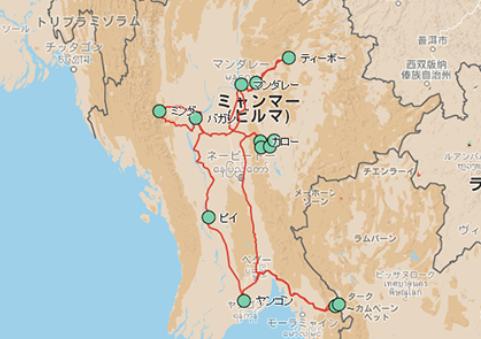 ミャンマー28日間・仏教徒の信心深い優しさと素朴さのある人々〜旅行の費用や観光情報、治安情報などを記載【2014年版】