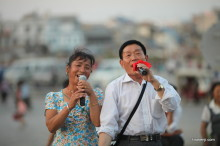 【景洪・普洱・建水】中国人の優しさと人民広場の平和な光景