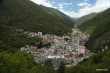 東チベット・康定(ダルツェンド) ~中国文化とチベット文化の入り混じる街~