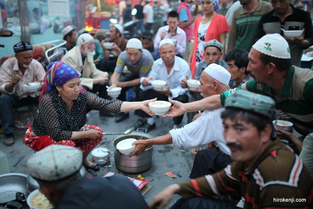 【カシュガル(喀什)観光】情緒豊かなシルクロードの旧市街に魅了される