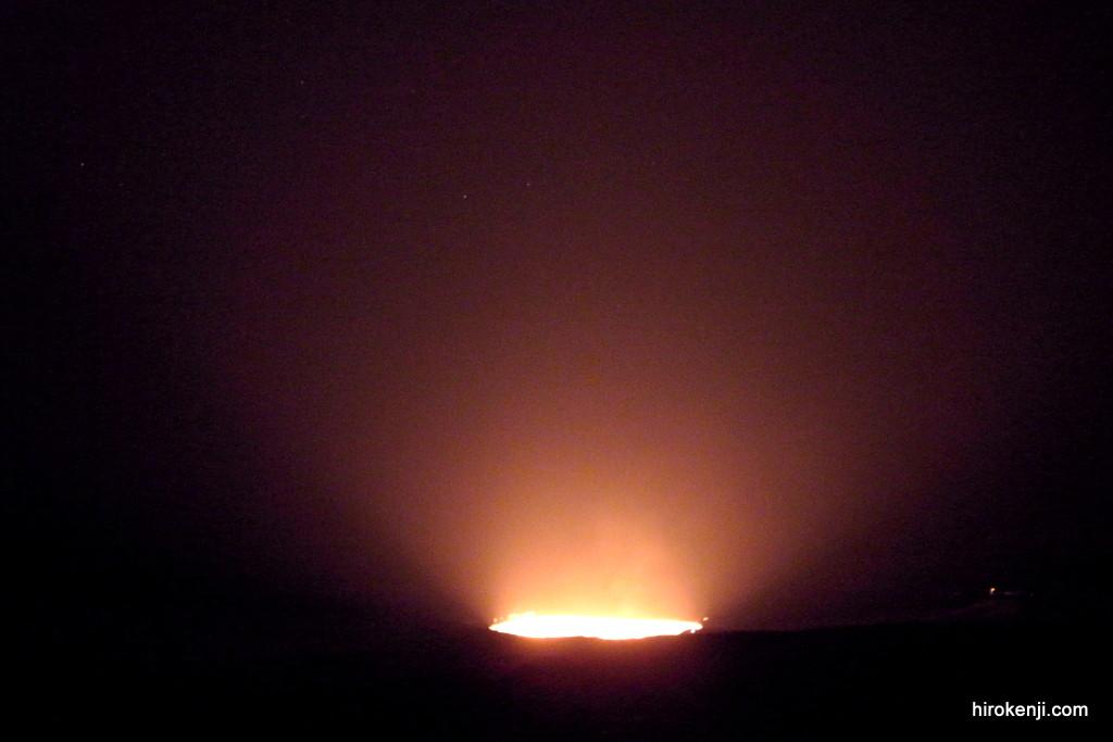 灼熱の炎の穴・地獄の入り口で野宿!トルクメニスタンの秘境!