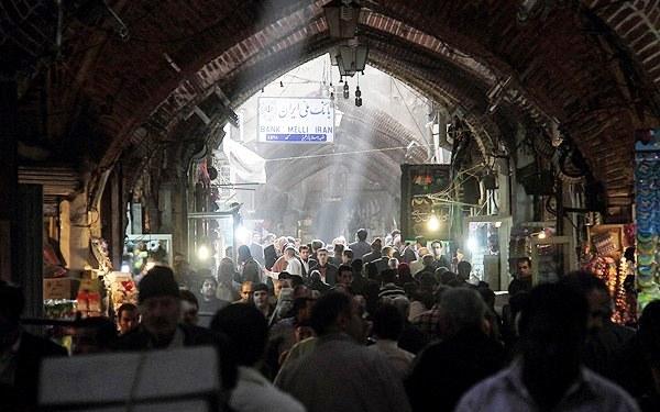 Tabriz-Bazaar