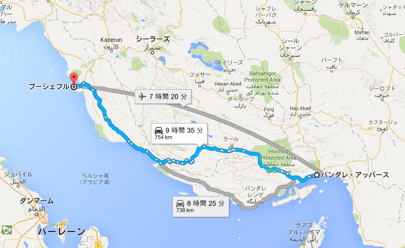 map_iran