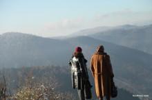 ブラショヴで出会った強烈なシンナー中毒者とドラキュラ城観光