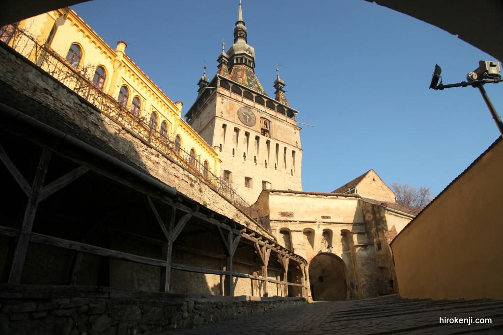 ルーマニア観光・シギショアラのなんとも退屈な旅