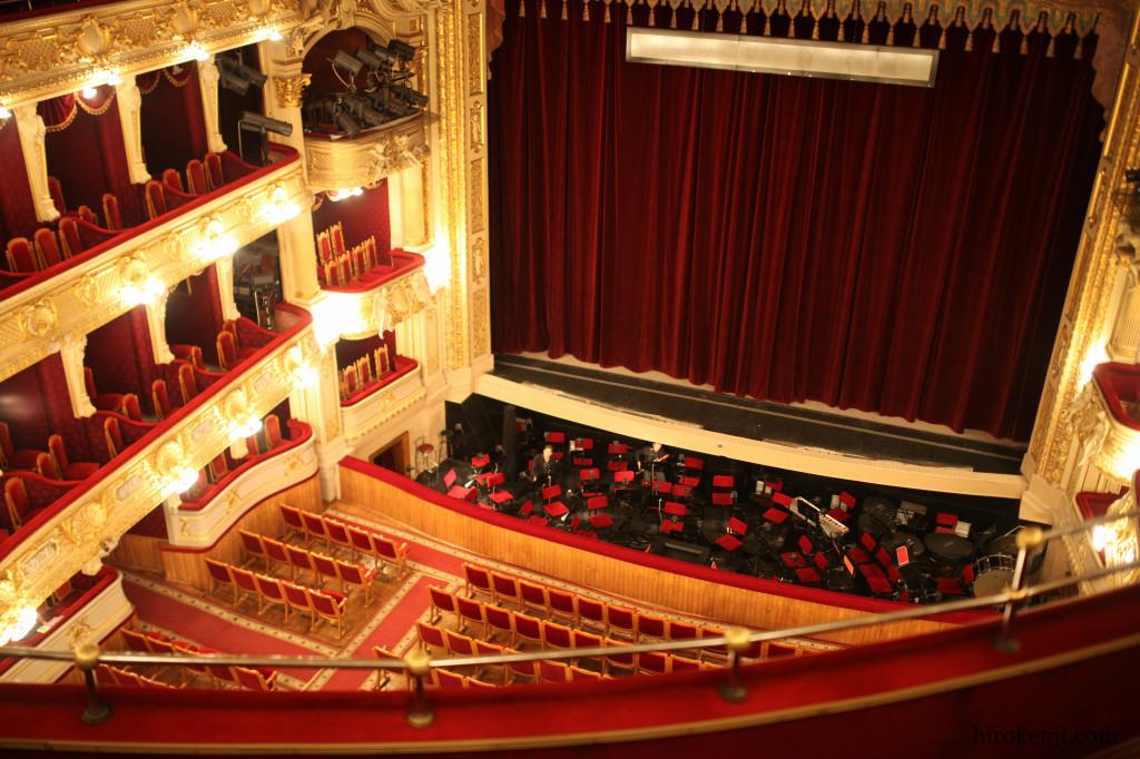 リヴィウのオペラ劇場01