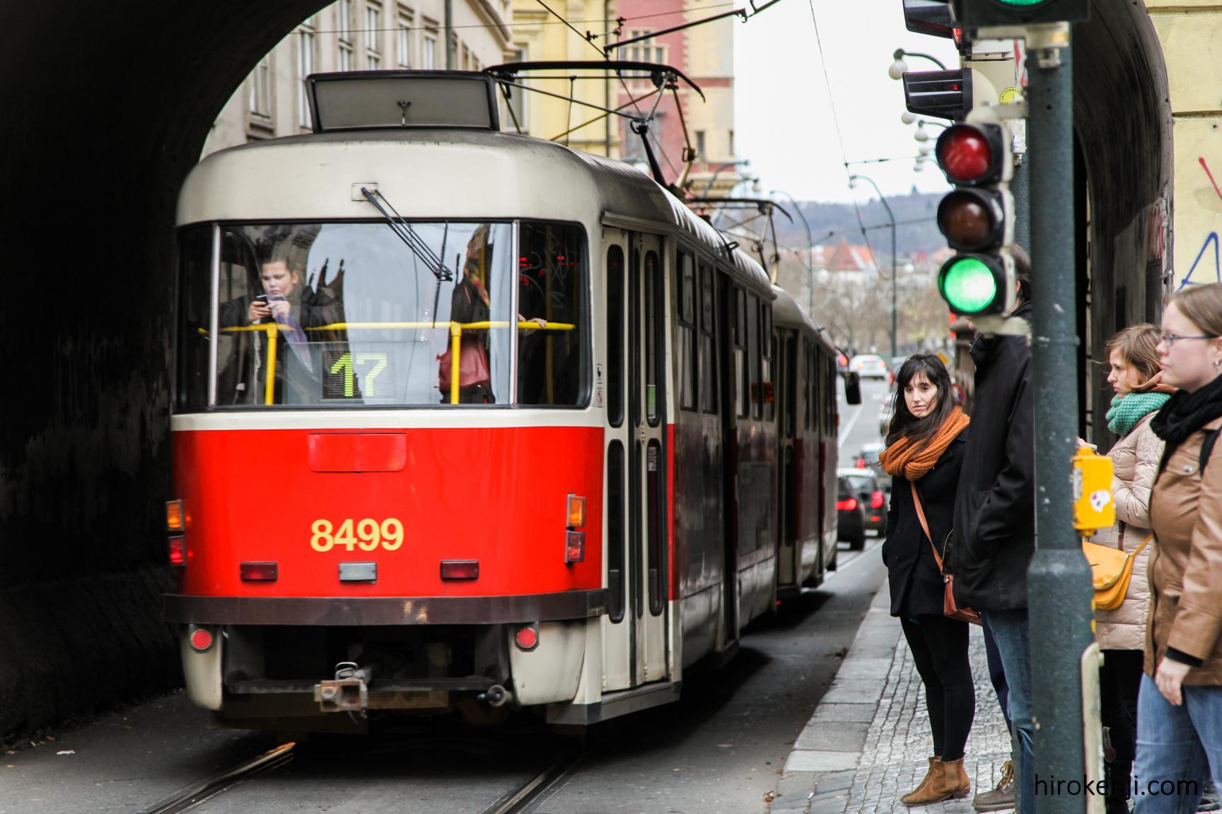 プラハ街並み04
