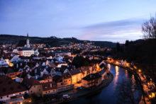 おとぎの国の世界へ!チェコ・チェスキークルムロフの世界一美しい街並み