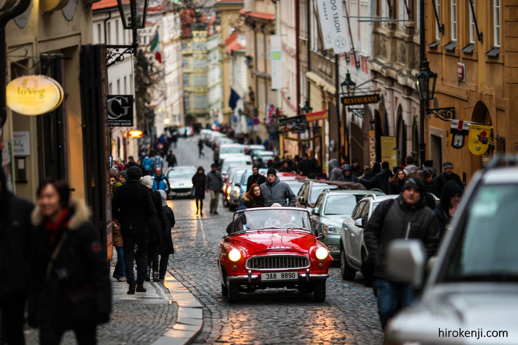 プラハ街並み07