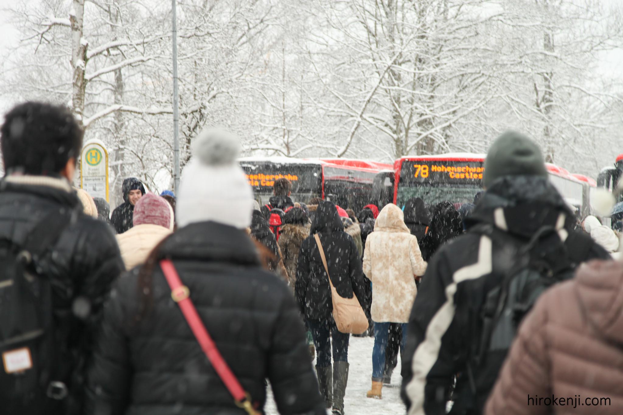フュッセン78番バス