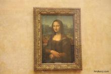ルーブル美術館の壮大な展示と広さでもはや嫌になった